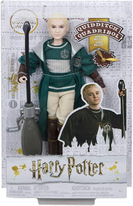 Harry Potter Quidditch Doll: Draco Malfoy