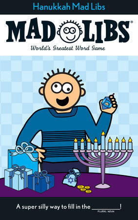 MAD LIBS: Hanukkah