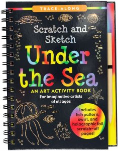 Under the Sea Scratch & Sketch
