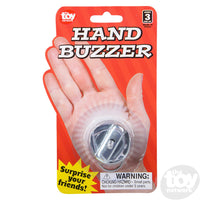 Jokes: Hand Buzzer