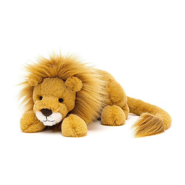 Louie Lion: Medium