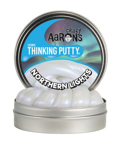 Crazy Aaron's Putty: Cosmic - Northern Lights 4""
