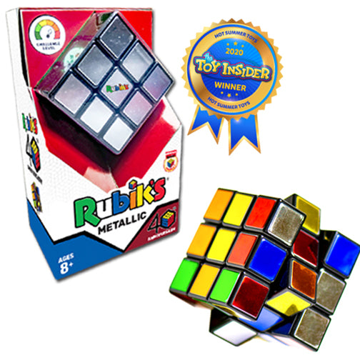 Rubik's 40th Anniversary Edition