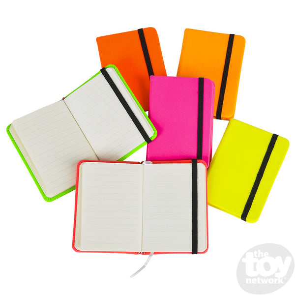 Mini Neon Note Book