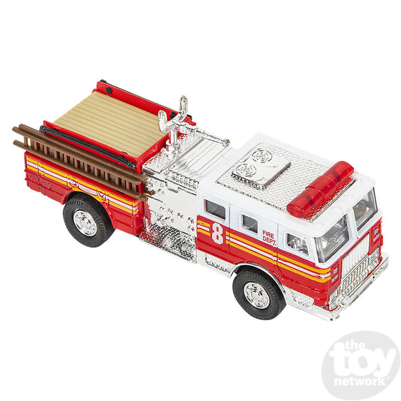 Die Cast: Fire Truck