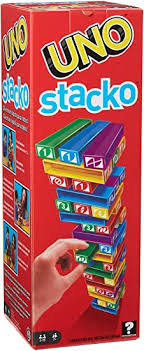 Uno Stacko Game