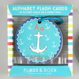 Alphabet Flash Cards - Anchor