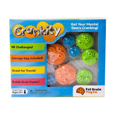 Crankity Brainteaser Game