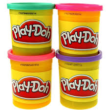 Play-Doh Single Container
