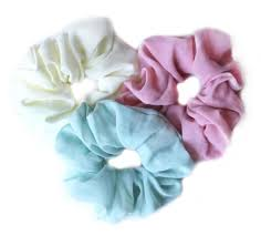 Mavi Bandz: Fresh Feel Scrunchies 3pk