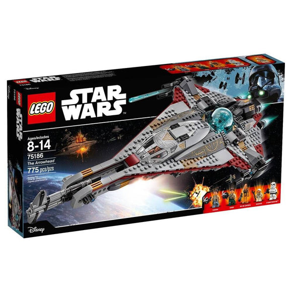 Act out perilous LEGO® Star Wars