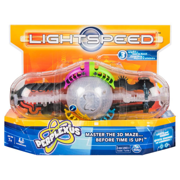 Perplexus: Light Speed