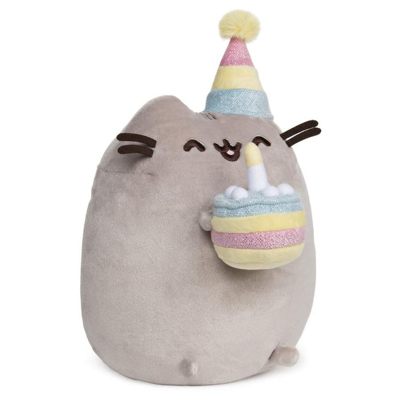 Pusheen: Birthday Cake