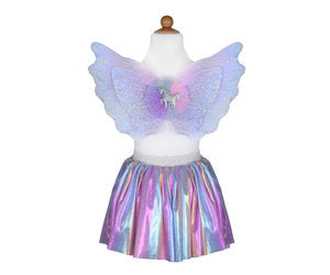 Unicorn Skirt & Wing Set