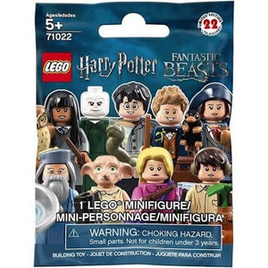 71022 Harry Potter and Fantastic Beasts Minigures