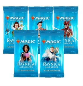 Magic: The Gathering Ravnica Allegiance Booster Pack