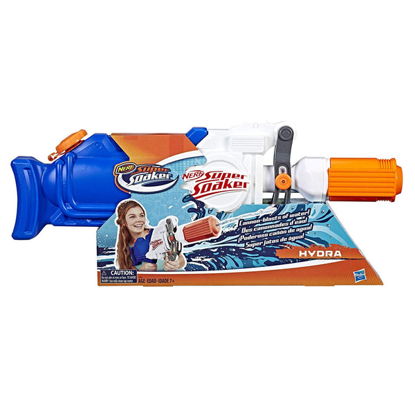 Nerf: Hydra Supersoaker