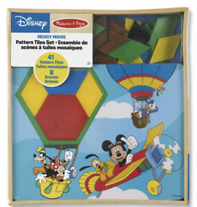 Mickey Mouse: Pattern Tiles