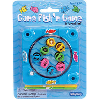 Gone Fishing: Wind Up Mini Game