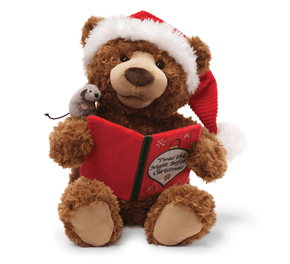 Holiday Story Time Bear
