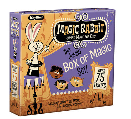 Jumbo Box of Magic