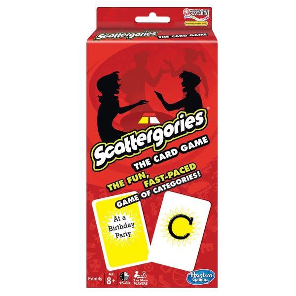 Scattergories® The Card Game