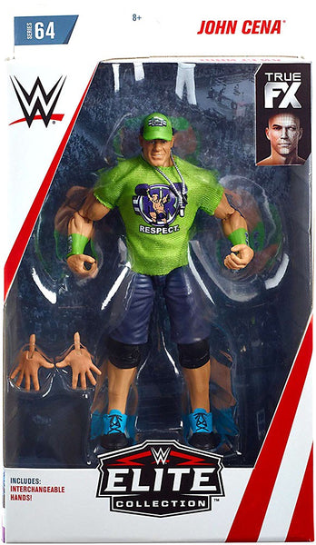 WWE ELITE FIG: JOHN CENA