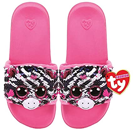 TY Sequin Slides: Zoey