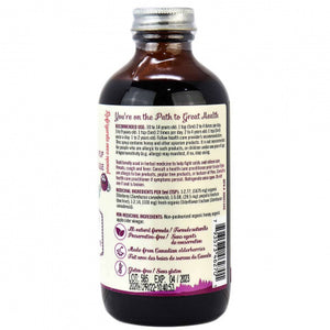 SURO® Organic Elderberry Syrup-Kids - 236ml