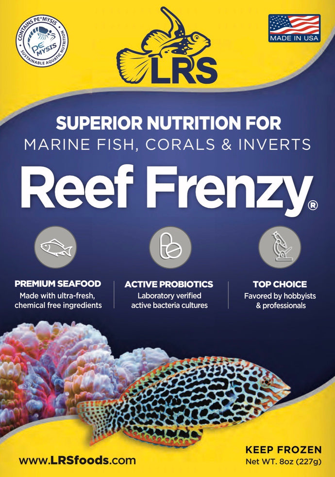 LRS Reef Frenzy 8 Oz
