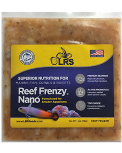 LRS Reef Frenzy Nano 4 Oz
