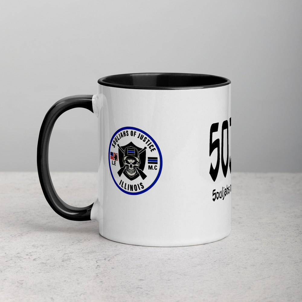 SOJ Mug with Color Inside