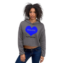 Load image into Gallery viewer, SOJ Crop Hoodie
