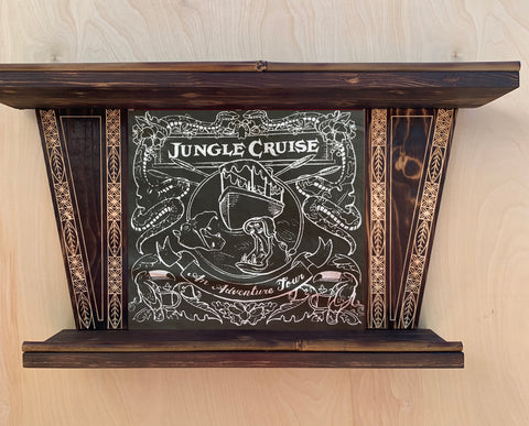 Two Tier Limited Edition Jungle Cruise