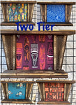 Two Tier Shelf Choose Your Fabric Choice