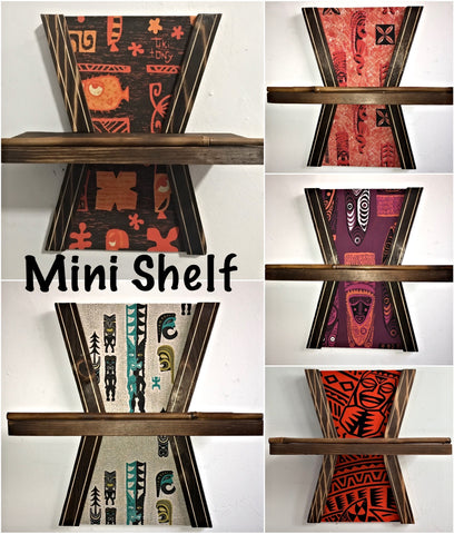 Mini Shelf You Choose Fabric