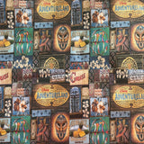 Two Tier Limited Edition Adventureland Jungle Cruise Fabric