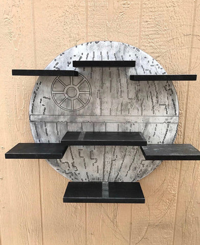 Star Wars Death Star Mug Shelf Limited Edition of 50