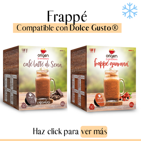 Compatible Dolce Gusto® - Frappé