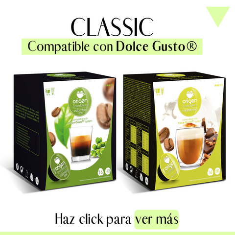Compatible Dolce Gusto® - Classic