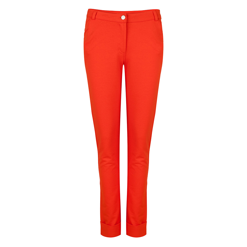 Oriëntal red pantalon