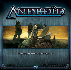 Android: The Board Game