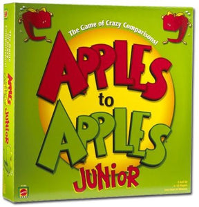 Apples to Apples Junior