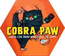 Load image into Gallery viewer, Cobra Paw