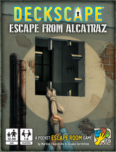 Load image into Gallery viewer, Deckscape: Escape from Alcatraz