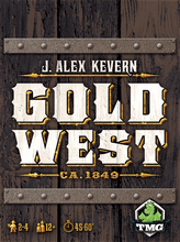 Load image into Gallery viewer, Gold West