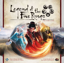 Load image into Gallery viewer, Legend of the Five Rings: The Card Game