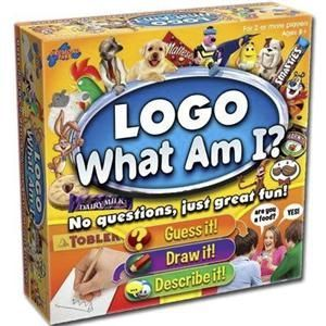 The Logo Game: What am I?