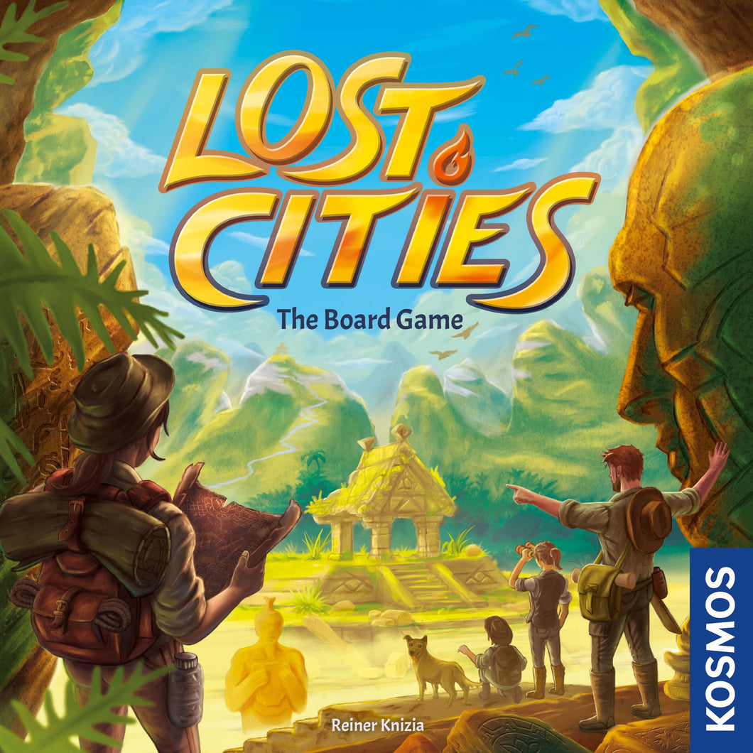 Lost Cities: The Board Game
