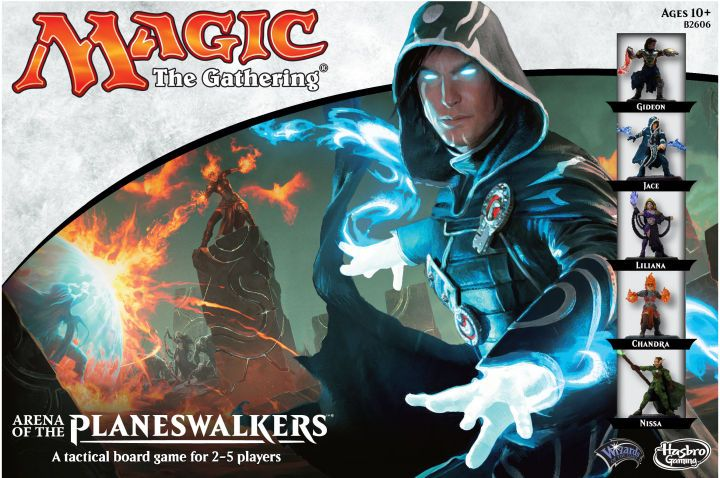 Magic the Gathering The Board Game